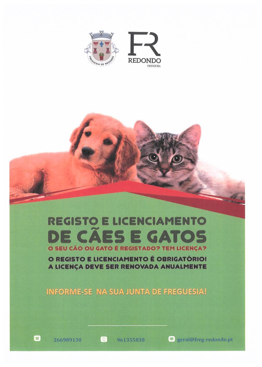 Licenciamento de canídeos