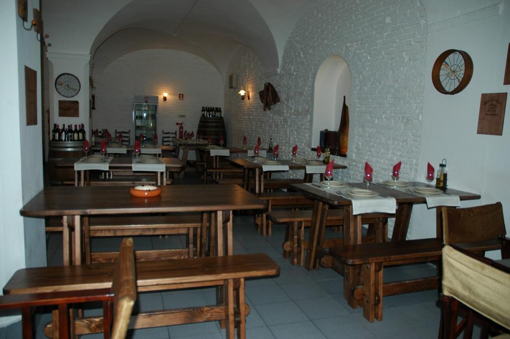 "Restaurante ""Porfírio's"""