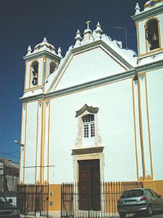 Igreja Matriz / Nossa Senhora da Anunciação (Séc. XVI)