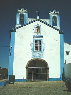 Igreja de S. Sebastião - Convento de Santo António ( Séc. XVII)